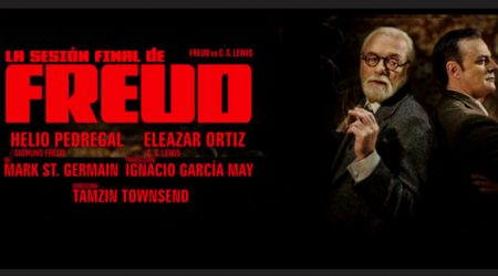 La sesión final de Freud